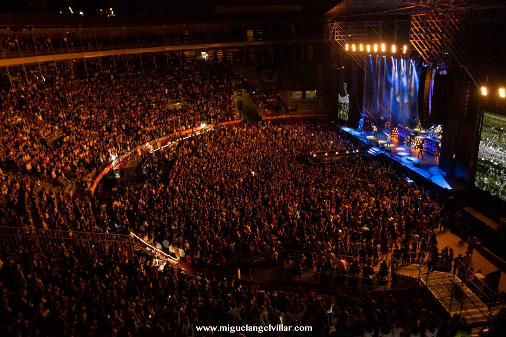 Dani Martín - Concierto Alicante Septiembre 2018