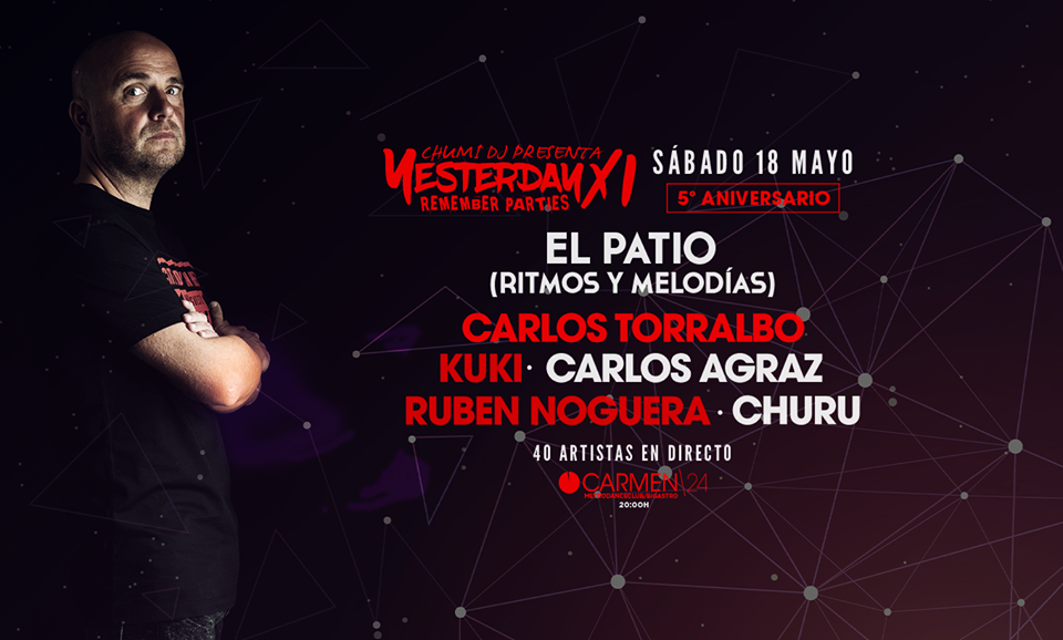 Yesterday XI Cartel 2º Avance